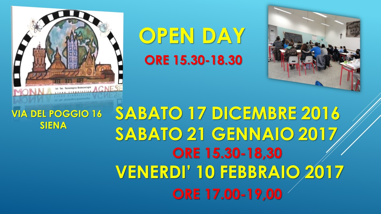 OPENDAY2016