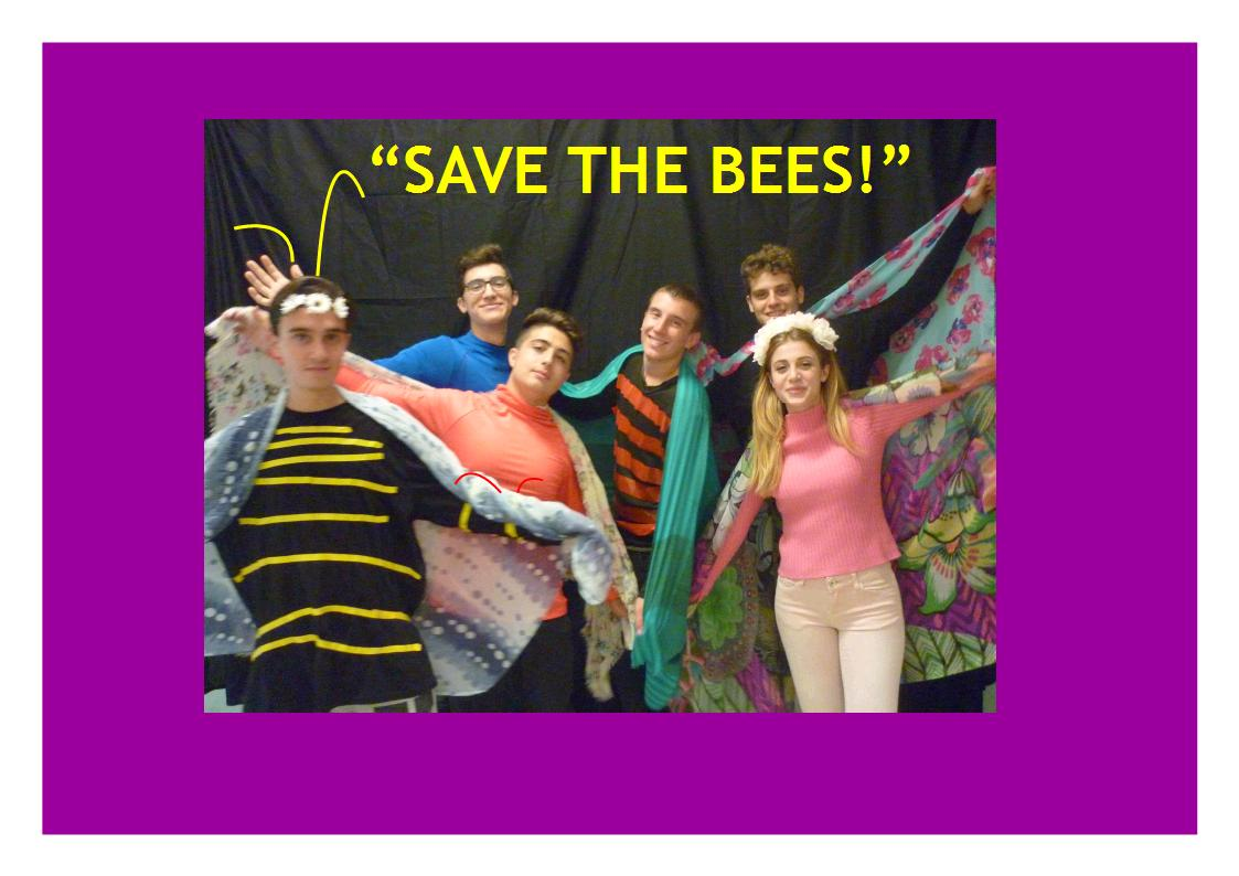 "Il Monna salva le api con ""Save the bees!"""